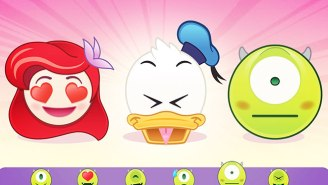 Disney Wants You To Play To Win Delightful Disney Emojis