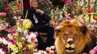 DJ Khaled Reveals Full Track List For His New Album 'Major Key'