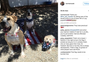 Patriotic Americans Are Furious At Kaley Cuoco For Her 'Disrespectful' July 4th Photo
