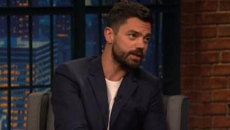 Dominic Cooper Stole A Copy Of The 'Preacher' Pilot Script To Land The Lead Role