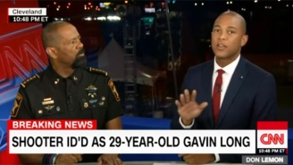 Watch Don Lemon's Tense Black Lives Matter Confrontation With The Milwaukee Sheriff
