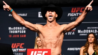 UFC Fighter Donald Cerrone Is Having The Best Possible 4th Of July Weekend
