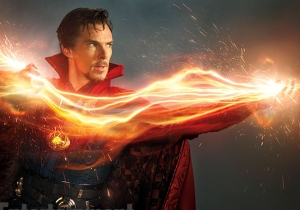 What's the problem with the Doctor Strange trailer?