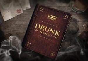 Lin-Manuel Miranda will tell the story of Alexander Hamilton on 'Drunk History'