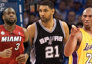 D-Wade, Dirk Or Kobe: How Should Franchises Handle Superstars At The End Of Their Careers?