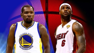 Which Decision Was More Shocking: LeBron James To Heat Or Kevin Durant To Warriors?