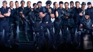 Sylvester Stallone Wants To Be Very Clear That He's Not Involved In The All-Female 'Expendables' Movie