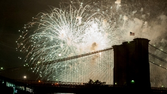 Who Had The Best 4th Of July Boom? A Photo Roundup Of Coast To Coast Firework Shows
