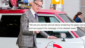Paul Feig Is Not Pleased About That Deleted 'Ghostbusters' Tweet