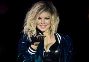 Fergie Returns With The NSFW-Titled 'M.I.L.F. $'