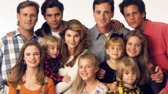 Candace Cameron Bure Showed Off An Amazing 'Full House' Throwback Pic
