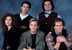 Kiefer Sutherland is bringing some '90s nostalgia to the 'Flatliners' remake