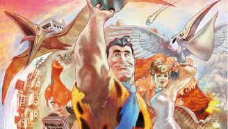 Mark Russell And Steve Pugh Talk About Updating 'The Flintstones'