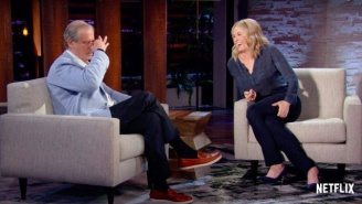 Vicente Fox Shares His Distaste For Donald Trump With Chelsea Handler