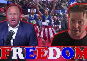 Tim Heidecker's Alex Jones Impression Joins Eric Andre As A Highlight Of The RNC
