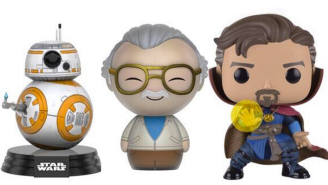 Funko plans to take ALL your money at Comic-Con with these exclusive Pop Vinyls!