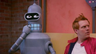 'Futurama' Goes Live-Action In This Uncommonly Good-Looking Fan Film