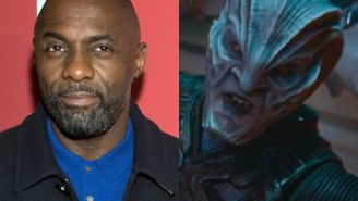 Should Star Trek Have Put Idris Elba in Monster Makeup?