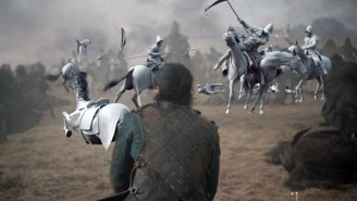 Kit Harington Battles A Slew Of CGI Horses In This 'Battle Of The Bastards' VFX Reel