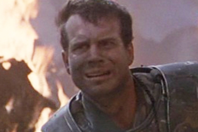 Aliens 30': Bill Paxton recounts the origins of Hudson's most famous