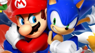 The New 'Mario & Sonic' Game Sounds Like It Contains A Very Bad Word, And Parents Aren't Happy