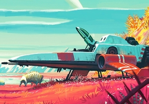 Two 'No Man's Sky' Players Meet Among The Game's 18 Quintillion Planets, But Can't See Each Other