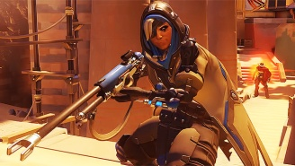 'Overwatch' Announces Its Next Character, Who Can Heal You By Shooting You In The Back