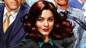 'Powerless' Reveals A Major New Cast Member With Its Dynamic Comic-Con Poster