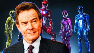 Bryan Cranston Promises 'Power Rangers' Will Be 'Unrecognizable,' Compares It To 'The Dark Knight'