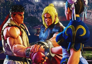 GammaSquad DLC Report: 'Street Fighter V' Finds Its Fighting Spirit In Its New Story Mode