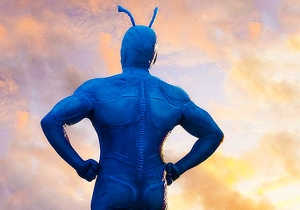 'The Tick' Shows Off His Good Side In These First Images From The New Amazon Series