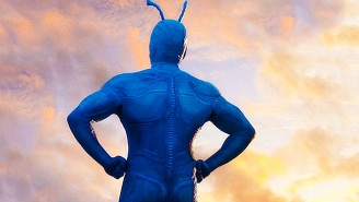 'The Tick' Dispenses Sweet Justice In The First Two Clips From The New Amazon Series