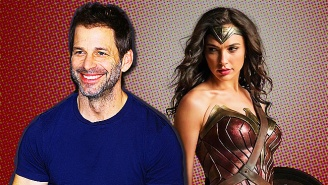 Zack Snyder's Cameo In 'Wonder Woman' Was Right In Front Of Our Faces