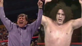 Gerald Brisco Mercifully Provided Us With More Stories About Andre The Giant's Legendary Drinking Prowess