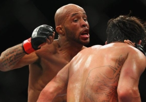 Demetrious Johnson Has Been Pulled From His Title Fight At UFC 201 Due To Injury