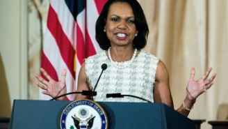 Condoleezza Rice Is 'Not Interested' In Being Donald Trump's Running Mate