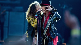 Joe Perry Doesn't Quite Agree With Steven Tyler's Aerosmith 'Farewell Tour' Claim