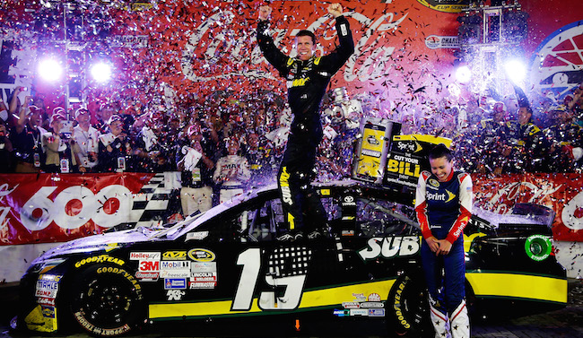 Carl Edwards Opens Up About Nascar Drivers Dirty Habits