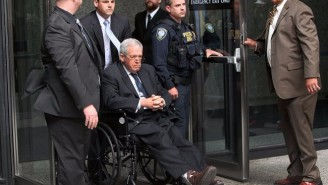 Dennis Hastert Wants His Victims' Hush Money Lawsuit To Be Dismissed