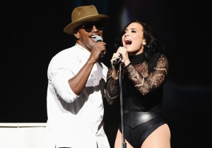 Watch Demi Lovato Team Up With Jamie Foxx To Cover 'Georgia On My Mind'