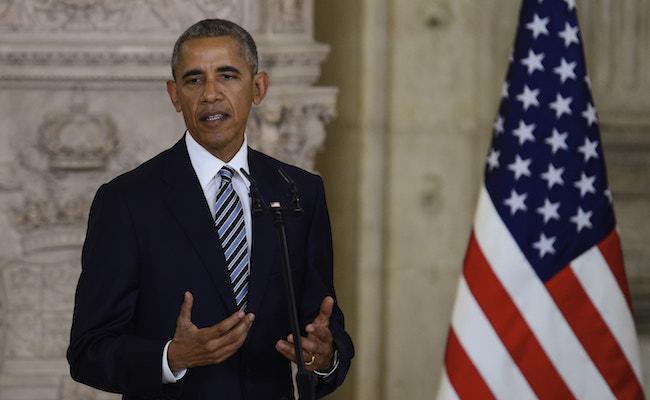 US President Barack Obama Visits Spain - Day Two