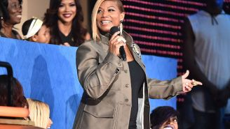 Queen Latifah Decried 'Still Alive And Kicking' Racism At 'VH1 Hip Hop Honors'