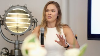 Ronda Rousey Penned A Moving Essay On Her Struggles With Self-Esteem