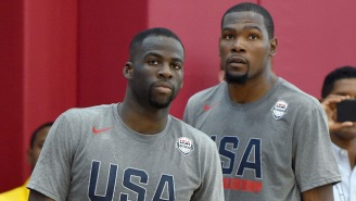 Draymond Green Was Just As 'Shocked' By Kevin Durant's Decision As Everyone