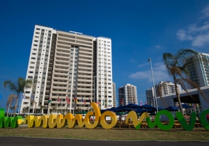 Olympians In Rio Will Receive A Record Supply Of Condoms