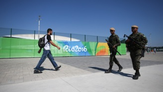 The Rio Olympics Fires Its Security Firm Days Before The Games Will Begin