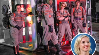 Leslie Jones' 'Ghostbusters' character was originally written for one of her co-stars