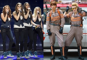 Both 'Ghostbusters' and 'Pitch Perfect 2' defeated the haters at the box office
