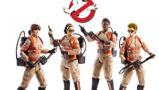 'Ghostbusters' toy sales have 'exceeded expectations' at top retailers