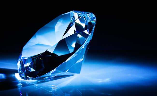 giant ass diamond